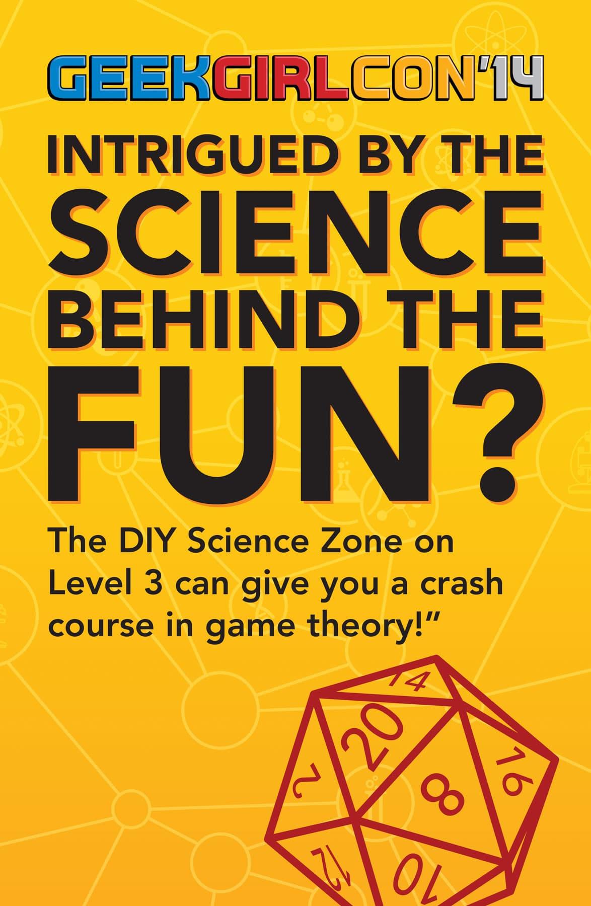 DIY Science Sign