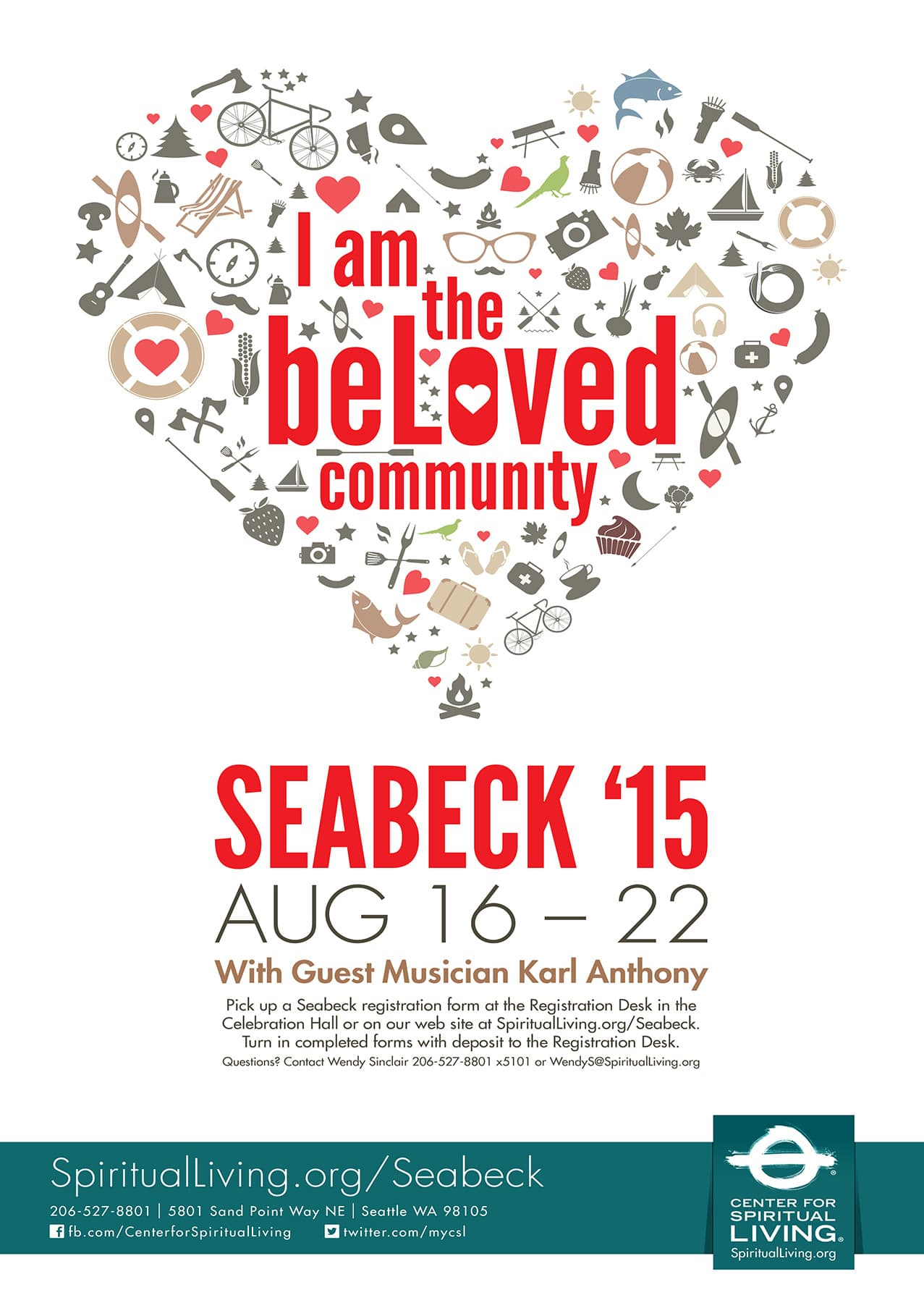 Seabeck Poster
